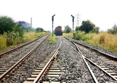 Panvel Railway Line, Navi Mumbai