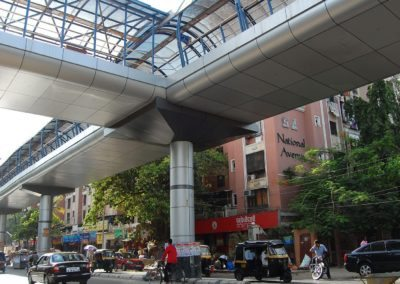 Skywalk at Kandivali (E) Mumbai, Maharashtra