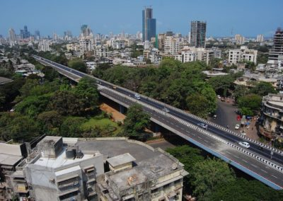 Ambedkar Road Flyovers