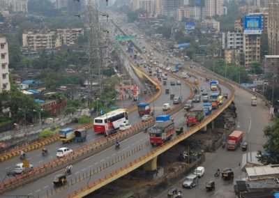 Times of India Flyover, Malad