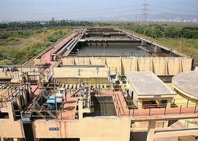 Sewage Treatment Plant – Vashi