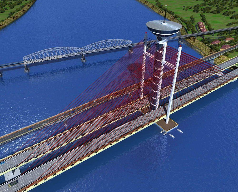 Zuari Bridge