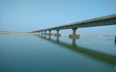 Inauguration of Dhola-Sadiya Bridge