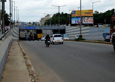 Underpass at Modi Hospital