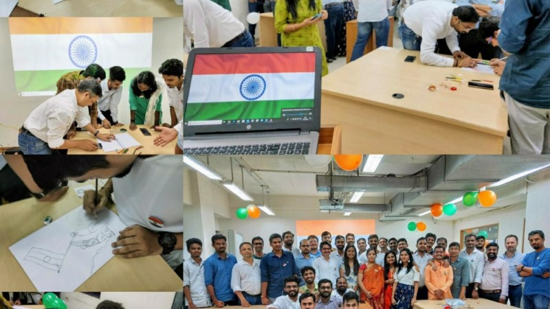 Independence Day Celebrations at Head Office